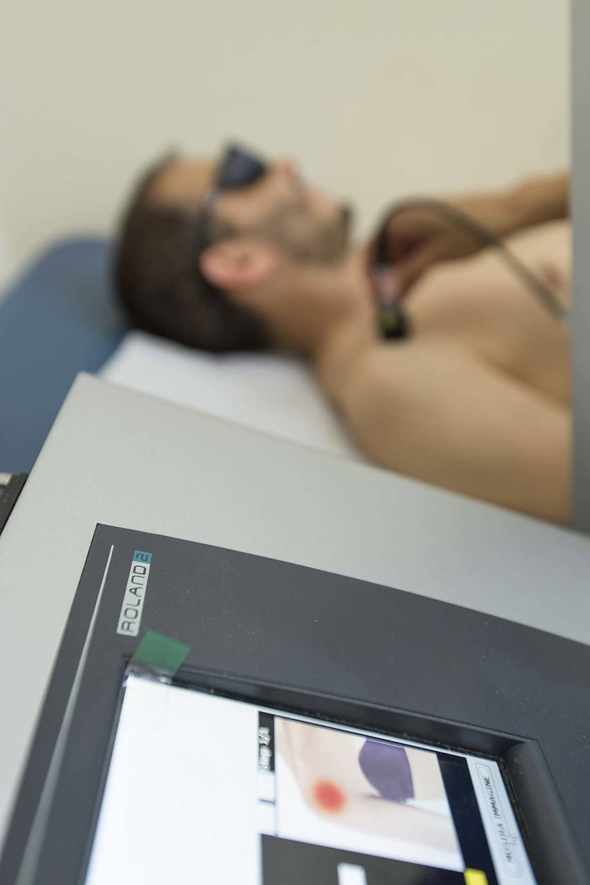 High Energy Advanced Laser Therapy