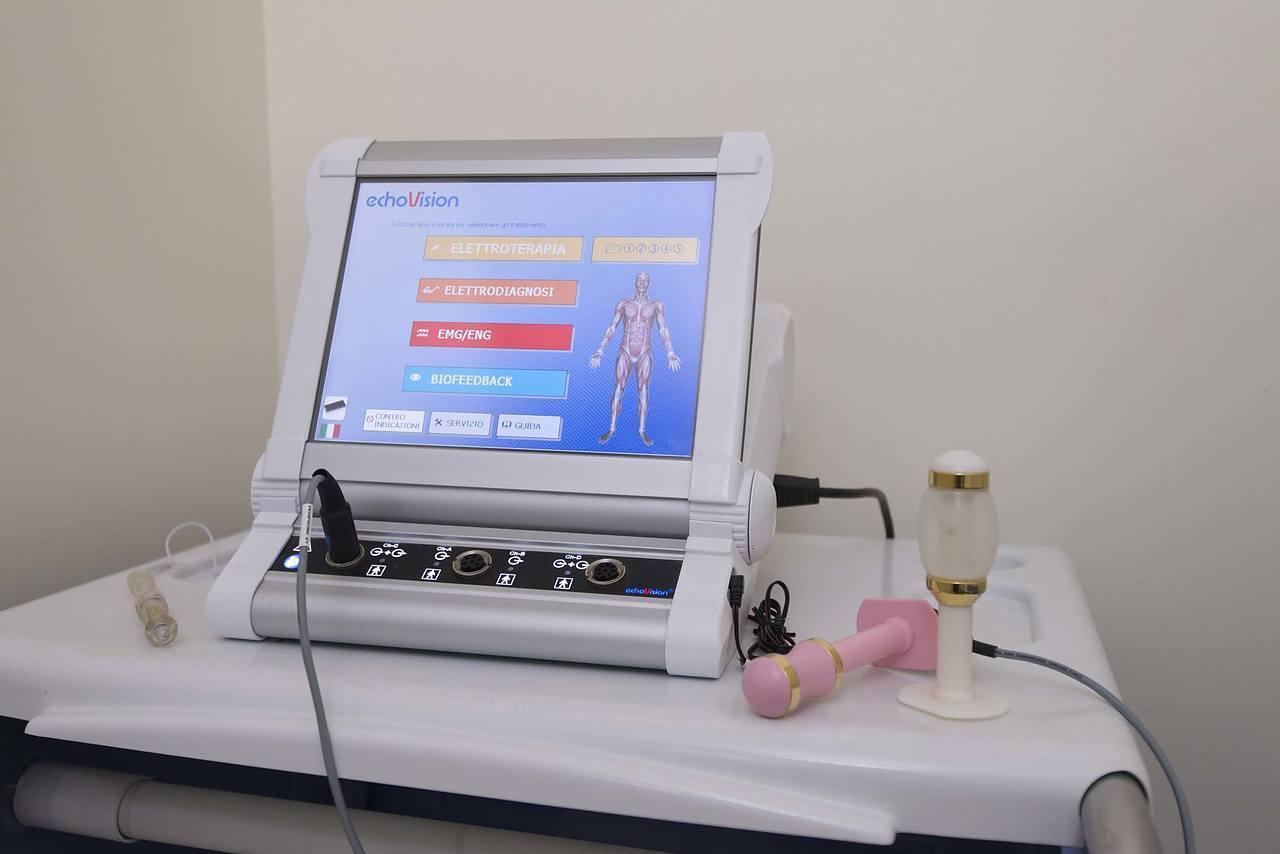 Linfodrenaggio computerizzato con sincronismo cardiaco