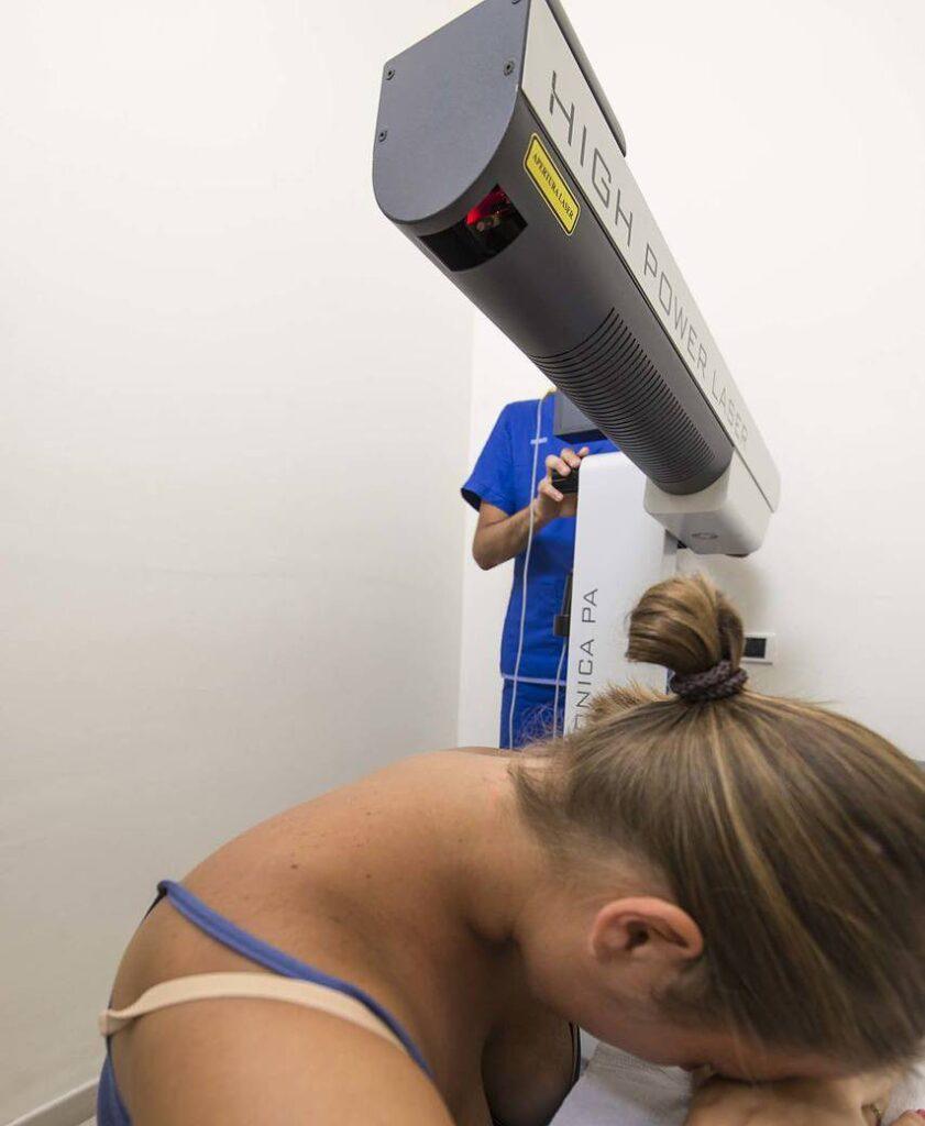 Laserterapia Energia elettromagnetica