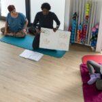 Follonica  corsi yoga gravidanza