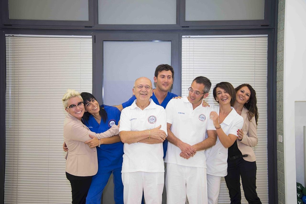 Staff Fisioterapia Serafini